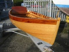 11ft rowing dinghy for sale | Wooden Boat Builder
