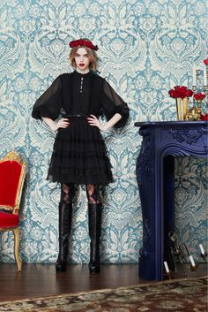 Alice + Olivia Fall 2013 Ready-to-Wear - Collection - Gallery - Style.com