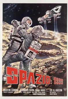 70sscifiart:Space: 1999Italian post... http://satoishinomaki.tumblr.com/post/122334597395/70sscifiart-space-1999-italian-poster-1975 by http://j.mp/Tumbletail