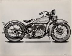 Harley-Davidson - 1933