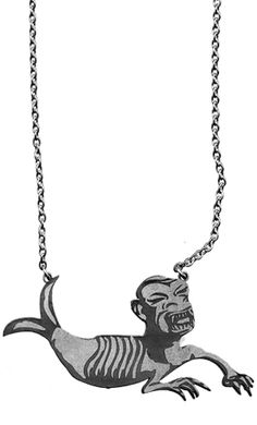 FIJI MERMAID NECKLACE