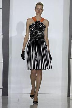 Gucci Resort 2008 Fashion Show - Milana Keller