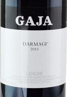 2011 Gaja Langhe Darmagi