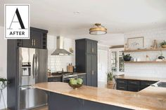 Before & After: A Stunning DIY Kitchen Update for 15k | Apartment Therapy