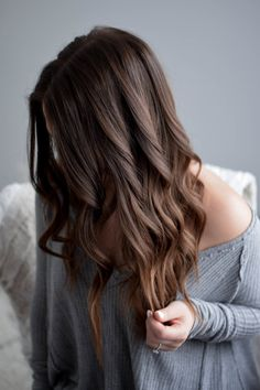 every day waves hair tutorial / how to curl your hair / loose waves / hair goals / hair vibes Check out some of the pins on our page, we'd love to hear your opinion! We've got a flash discount running for off! Long Hair Waves, Curls For Long Hair, Long Curly Hair, Curly Hair Styles, Long Loose Curls, Lose Waves Hair, Lose Curls Long Hair, Loose Curled Hair, Wavy Curls