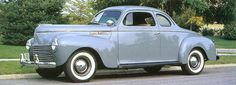 1940 Chrysler Royal Coupe f3q