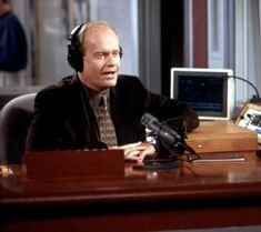 There's been talk about a potential #Frasier reboot, and #KelseyGrammer talks about why -- after 20 years on TV -- the Frasier Crane character still hasn't worn out his welcome.  #Cheers #TV #TVNews #Television #entertainment #entertainmentnews #FraiserCrane #Celebrities #celebrity #celebritynews #celebrityinterviews