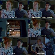 """#FamousInLove 1x03 """"Not So Easy A"""" - Pagie and Rainer"""