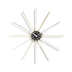 """""""At 24 inches (60cm) this #star is too big for the top of your #Christmas tree, but it will certainly brighten up your room. One of #GeorgeNelson's many…"""""""