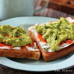 Pan baguette – Mi Diario de Cocina Brunch, Quick Recipes, Baguette, Avocado Toast, Guacamole, Cheesecake, Soup, Vegan, Pan Integral