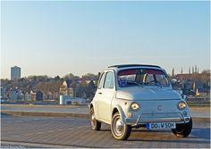 Fiat 500: Ausflug an den See von DKey85