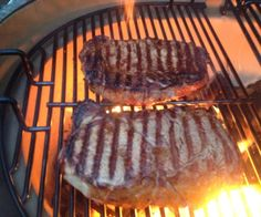 How to Cook Steaks on Your Primo Ceramic Grill - Snapguide