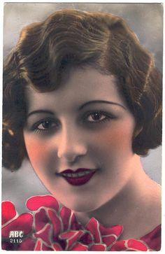 Vintage Ladies 1920's