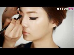mac asian makeup (Useful except it's all in Korean)