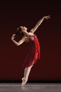 saw Ashley Bouder do the Black Swan variation at the Vail International Dance Festival and she was so inspiring!