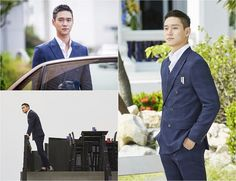 'Incarnation of Jealousy' Ko Kyeong-pyo goes through extreme weight loss and studies fashion for his character @ HanCinema :: The Korean Movie and Drama Database