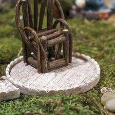 Fairy Garden Miniatures - Dollhouse Miniatures - Doll Making Supplies - Craft Supplies