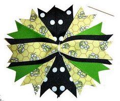 how to make pinwheel spikes