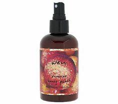 WEN by Chaz Dean Summer Honey Peach Replenish Treatment Mist Wen Hair Care, Classic Beauty, Mists, Health And Beauty, Hair Makeup, Peach, Cosmetics, Honey, Qvc