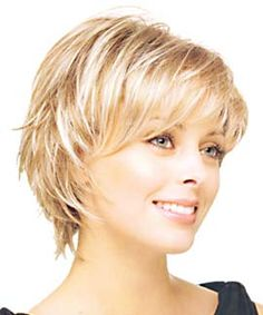 Blonde Hairstyles Short Layers | Haircuts