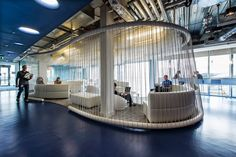 Офис Google в Дублине, Ирландия