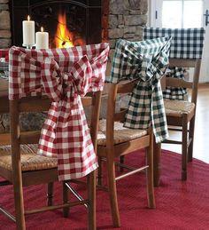Cadeiras natal