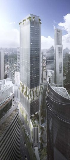 #architecture #skyscraper #singapore