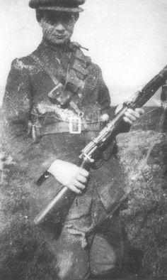 oglaighnaheireann: A Volunteer of the Tipperary Brigade, Irish Republican Armyc 1922 Ireland 1916, Irish Independence, Irish Republican Army, Irish Drinks, Easter Rising, Irish Warrior, Michael Collins, Irish Culture, Irish American