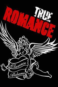 True Romance - Written by Quentin Tarantino. A Tony Scott Film. True Romance Film, Romance Movies, Romance Art, Streaming Hd, Streaming Movies, Brad Pitt, Brazil Movie, Tony Scott, Jackson