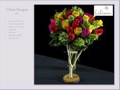 LOS MEJORES ARREGLOS FLORALES. Regale a esa persona especial un hermoso ramo de flores y deje que las flores expresen todo eso que siente. En Lilium diseñamos hermosos ramos de rosas, perfectos para una declaración o simplemente para sorprender con un detalle romántico. Le invitamos a visitar nuestro sitio web, para que conozca nuestros diseños florales y diferentes colecciones. #liliumellenguajesecretodelasflores
