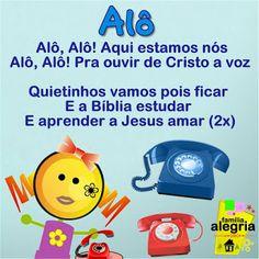 """Minha Herança"": * Cânticos com a Família Alegria Bible Study For Kids, Kids Church, More Fun, Songs, Education, Star Earrings, Beautiful Pictures, Number, Seed Beads"