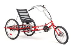 Greenway Recumbent Tricycle with cargo | Lightfoot Recumbent Cycles
