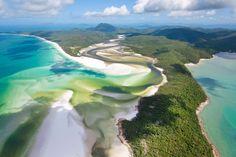 Fast jeder hat schon mal ein Foto der Whitsunday Islands in Australien gesehen, nun kann man auf dem Ngaro Sea Trail den Spuren der Ureinwohner folgen.