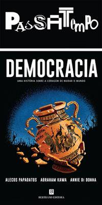 "Bloguinhas Paradise: Passatempo Bertrand Editora - ""Democracia"", Alecos..."