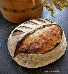 Chléb s menším množstvím kvásku – Vůně chleba Sourdough Bread, Special Recipes, How To Make Bread, Bread Baking, Bagel, Bread Recipes, Special Occasion, Food And Drink, Pizza