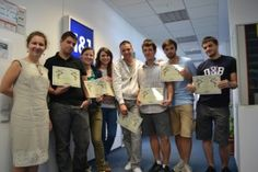 Luiza F. is studying at the Faculty of Electronics, Telecommunications and Information Technology within the Polytechnical University of Bucharest. During this summer she attended our internship programme for the internal marketing position, and she wrote the following article in order to summarize the interns' experience with 1&1