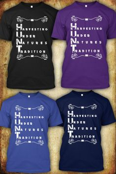 This is Hunting Word T Shirt, Hunting T Shirts. Don't worry BUY SAFE TRUSTED SELLER