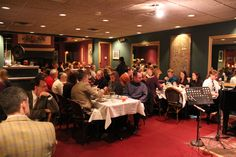 We had great turnout for dinner and music at Shanghai Jazz on 1/19. Lots of Del talent in the house.