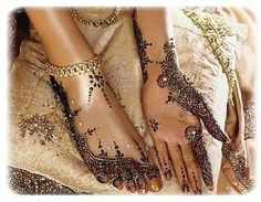 Sophisticated Henna. lol