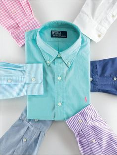 Shirts by Polo Ralph Lauren http://www.eckerle.de/hemden/#!marke=poloralphlauren_eck&seite=1