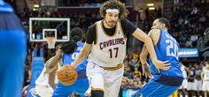 Anderson Varejao - Festus Ezeli - Cleveland Cavaliers - Andrew Bogut