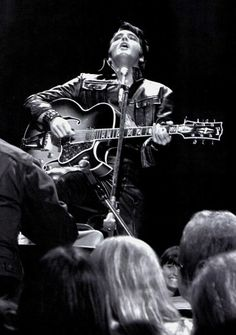 Elvis Presley NBC TV Special presented by the Singer Corporation - Broadcast 3rd of December 1968 - Directed by Steve Binder