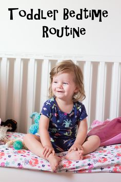 Toddler Bed Time Routine/ Mom Hacks/ Getting your kid to bed/ Parenting Tips