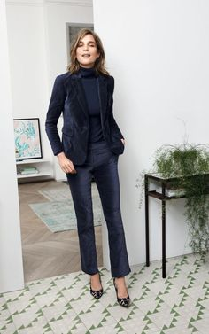 The best way to wear velvet - That's Not My Age