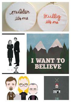 Fantastic X-Files Fan Art