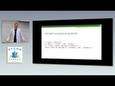 What's new in Python 3.6 (Brett Cannon) - YouTube