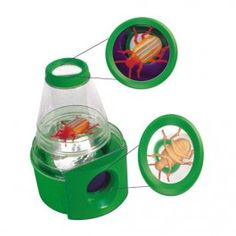Magnifying Bug Viewer Outdoor Toy $7.97 http://www.educationaltoysplanet.com/kids-bug-viewer-with-magnifier.html