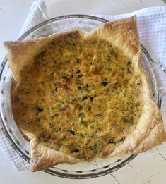 Mushroom Quiche, Family Meals, Onion, Stuffed Mushrooms, Tasty, Salad, Dinner, Breakfast, Green
