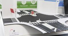 Louis Pautre, étudiant en deuxième année de cycle master Ville durable à l'École de design Nantes Atlantique a proposé plusieurs concepts permettant de répondre à cet enjeu dans le cadre de son Projet de Fin d'Études en s'appuyant sur les nouvelles technologies et la notion de smartcity.