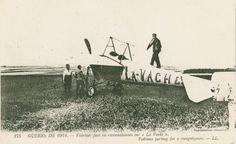 Carte Postale Postcard 1914-1918 1914 Védrines part en reconnaissance sur la vache Védrines leaves in reconnaissance   Flickr - Photo Sharing!